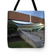 Columbus, Indiana City Hall Tote Bag
