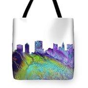 Columbus Skyline 3 Tote Bag
