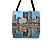 Columbus Squared Tote Bag