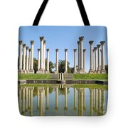 Column Reflection Tote Bag