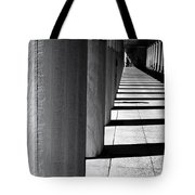Columns In Athens Tote Bag