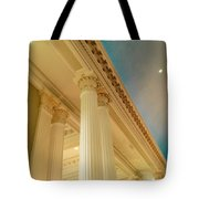 Columns To Heaven Tote Bag