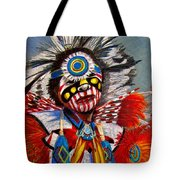 Comanche Dance Tote Bag