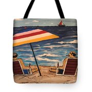 Comb Over Brothers Tote Bag