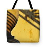 Comb Over Tote Bag