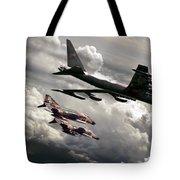 Combat Air Patrol Tote Bag