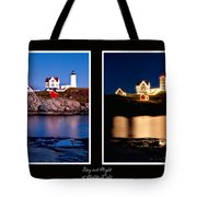 Combined Nubble Tote Bag