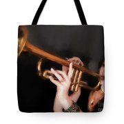 Come Blow Your Horn  ... Tote Bag