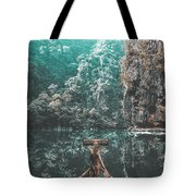 Come In My Paradise Tote Bag