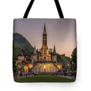 Come In Procession Tote Bag