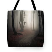 Come Into The Light Tote Bag