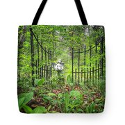Come Into The Woods With Me Tote Bag