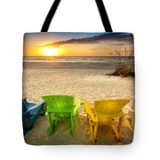 Come Relax Enjoy Tote Bag