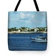Come Sail Away Tote Bag