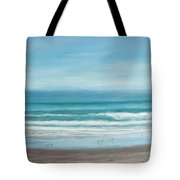 Come With Me To The Sea Tote Bag