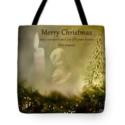 Comfort And Joy Tote Bag