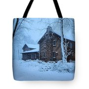 Comfort From The Cold Tote Bag