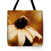 Comfortably Perched Tote Bag