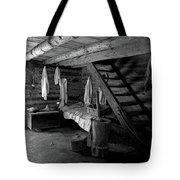 Comfy Corner - B-w Tote Bag