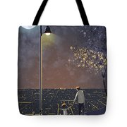 Coming Back Home Tote Bag