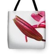 Coming Beauty Tote Bag