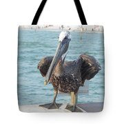 Coming For Dinner Tote Bag