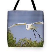 Coming In For A Drink Tote Bag