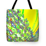 Coming Into Bloom Tote Bag