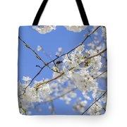 Coming Of Spring Tote Bag