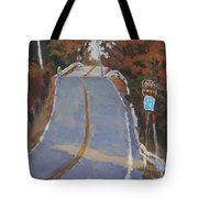 Coming Off Orr's Island - Art By Bill Tomsa Tote Bag