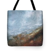Coming Out Of A Fog Tote Bag