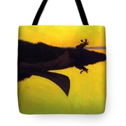 Coming To The Call 1905 Tote Bag
