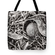 Coming Undone Tote Bag by CJ Schmit