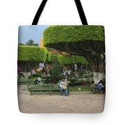 Comitan A Magic Town Tote Bag