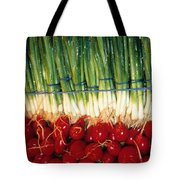 Comlimentary Vegetables Tote Bag