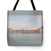 Commerce Square  Tote Bag