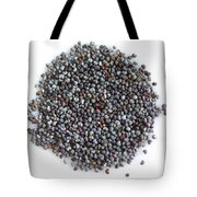 Commercial Poppy Seeds Tote Bag