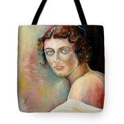 Commission Me Your Face Tote Bag