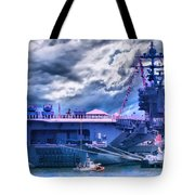 Commissioned Tote Bag
