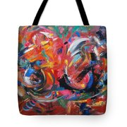 Committee Action Tote Bag