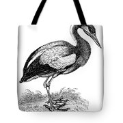 Common Stork Tote Bag