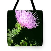 Common Weed Tote Bag