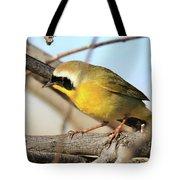 Common Yellowthroat #2 Tote Bag