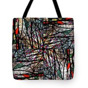 Communal Branches Tote Bag