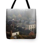 Commune La Roche Guyon Tote Bag