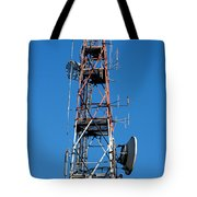 Communications Tower Tote Bag