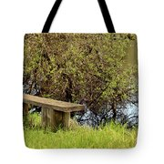 Communing With Nature Tote Bag
