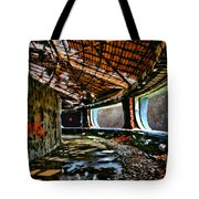 Communists In Space Tote Bag
