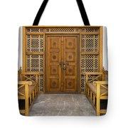 Community Doorway Tote Bag