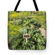 Community Garden Tote Bag